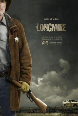 affiche Longmire