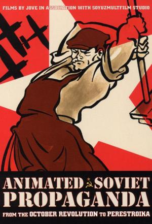 Affiche Animated Soviet Propaganda