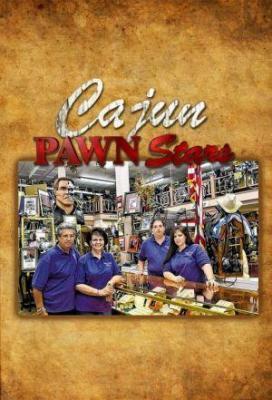 affiche Cajun Pawn Stars