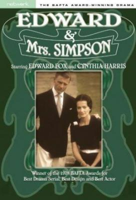 Affiche Edward and Mrs Simpson