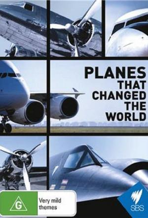 Affiche Planes That Changed The World