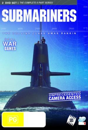 Affiche Submariners