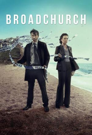 Affiche Broadchurch