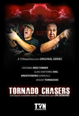 Affiche Tornado Chasers