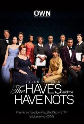 Affiche Tyler Perry's The Haves and the Have Nots