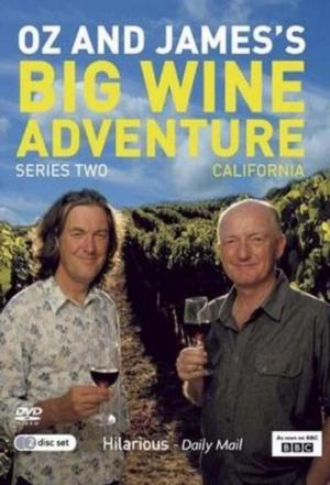 Affiche Oz and James's Big Wine Adventure