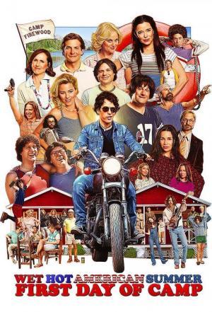 Affiche Wet Hot American Summer