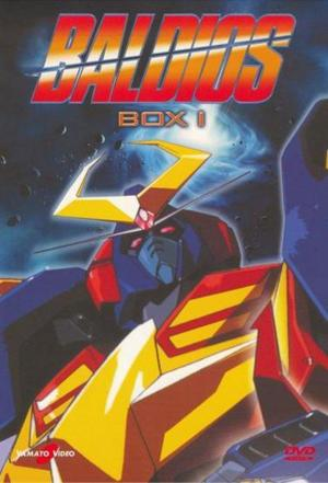 Affiche Space Warrior Baldios