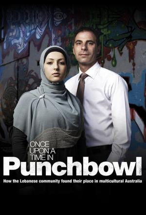 Affiche Once Upon a Time in Punchbowl