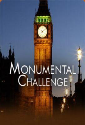 Affiche Monumental Challenge