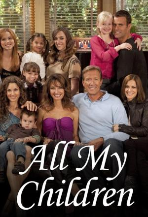 Affiche All My Children