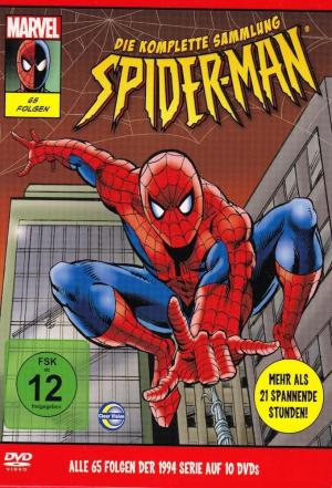 Affiche Spiderman - The Complete Collection