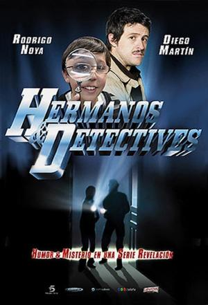Affiche Hermanos y Detectives (2007)