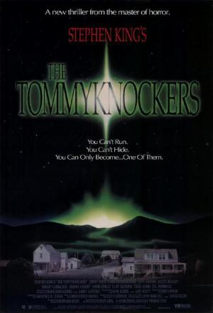 Affiche Les Tommyknockers