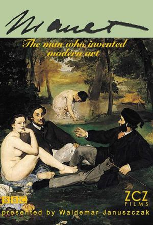 Affiche Manet - the Man Who Invented Modern Art