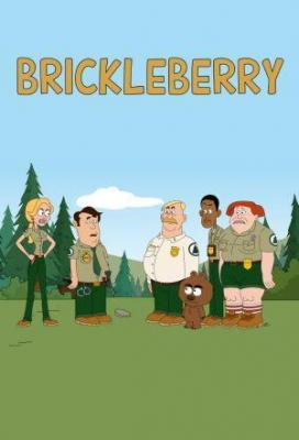 Affiche Brickleberry