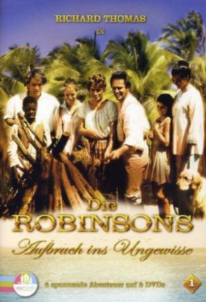 affiche The Adventures of Swiss Family Robinson