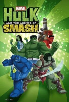 Affiche Hulk and the Agents of S.M.A.S.H.