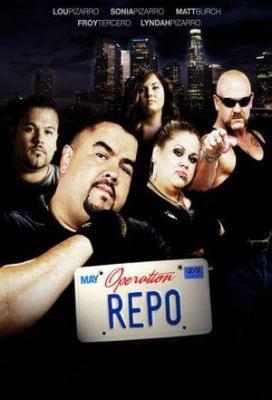 Affiche Operation Repo