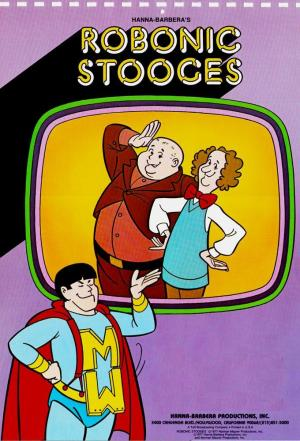 Affiche The Robonic Stooges