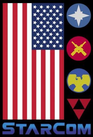 Affiche Starcom: The U.S. Space Force
