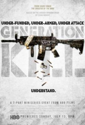 Affiche Generation Kill