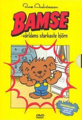 Affiche Bamse