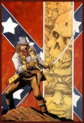 Affiche Jonah Hex Motion Comics