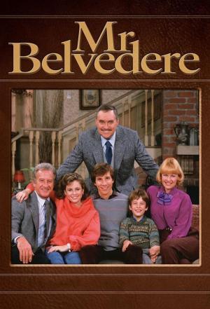 affiche Mr. Belvedere