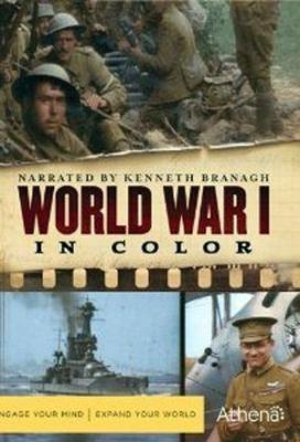 Affiche La première guerre mondiale en couleurs