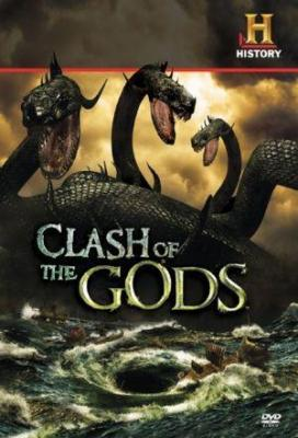 Affiche Clash of the Gods