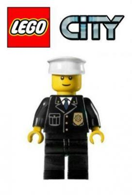 Affiche Lego City