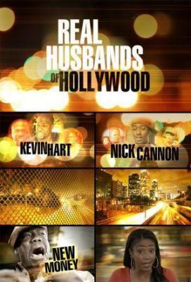 Affiche Real Husbands of Hollywood