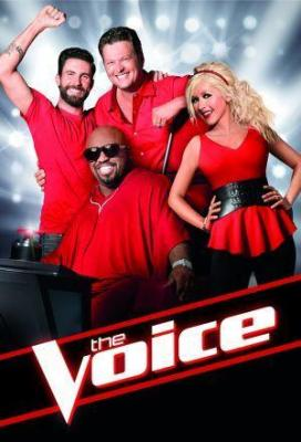 Affiche The Voice (US)