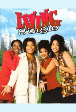 Affiche Living Single