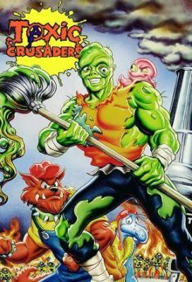 Affiche The Toxic Crusaders