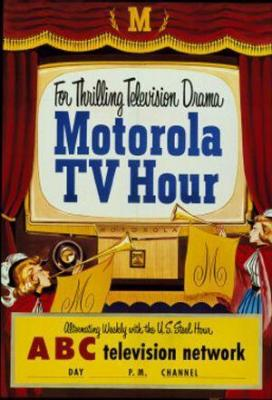 Affiche The Motorola Television Hour