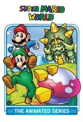 Affiche Super Mario World