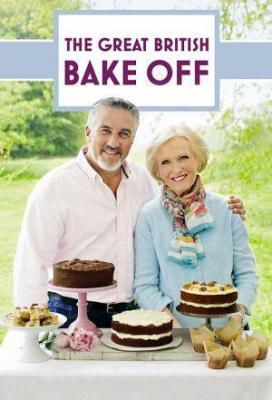 Affiche The Great British Bake Off