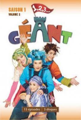 Affiche 1,2,3... Géant