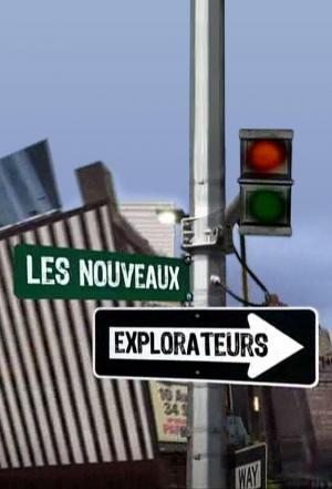 Affiche Les nouveaux explorateurs