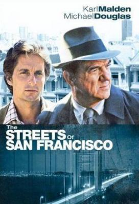 affiche Les rues de San Fransico