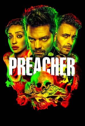 Affiche Preacher