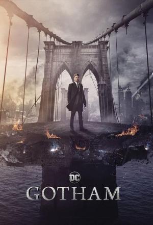 Affiche Gotham