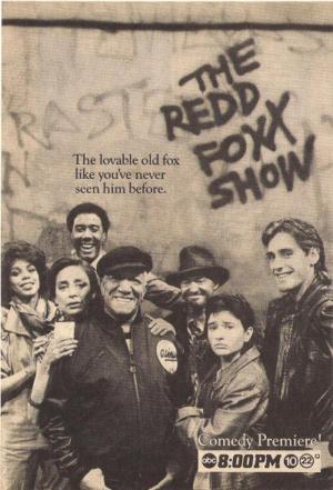 Affiche The Redd Foxx Show