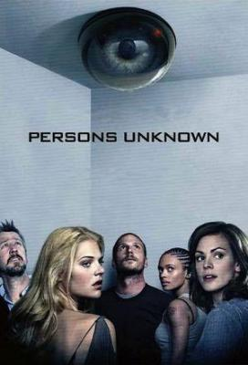 Affiche Persons Unknown