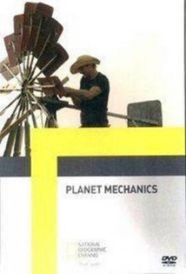 Affiche Planet Mechanics