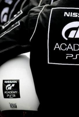 Affiche Nissan GT Academy