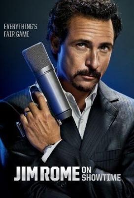 Affiche Jim Rome on Showtime