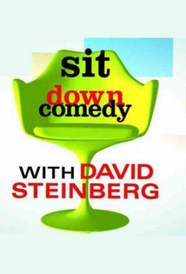 Affiche Sit Down Comedy with David Steinberg